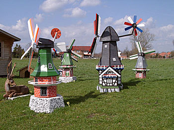 Reimann Online Gartenwindmühlen